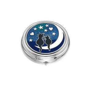 Blue Moon pill box