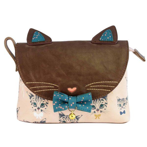 Disaster Designs Meow Make Up Bag
