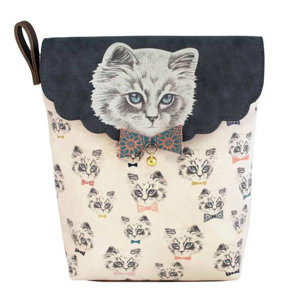 Disaster Designs Meow Wash Bag