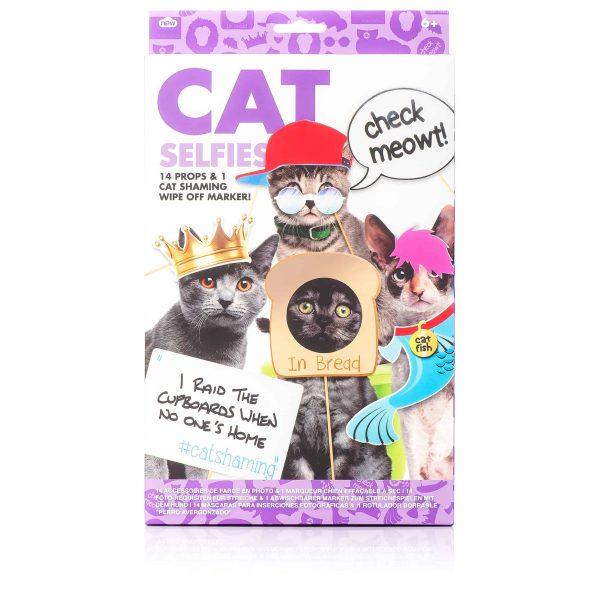 Cat Selfies kit