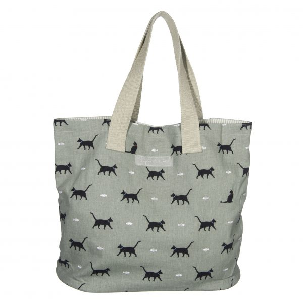 Sophie Allport Cats Every Day Bag