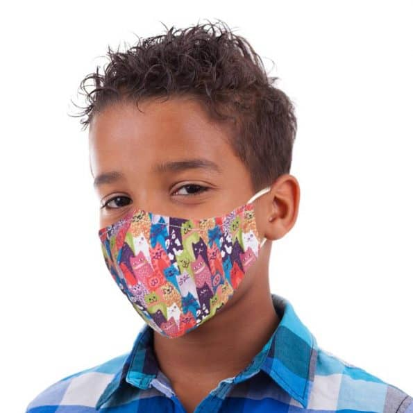Child Face Covering