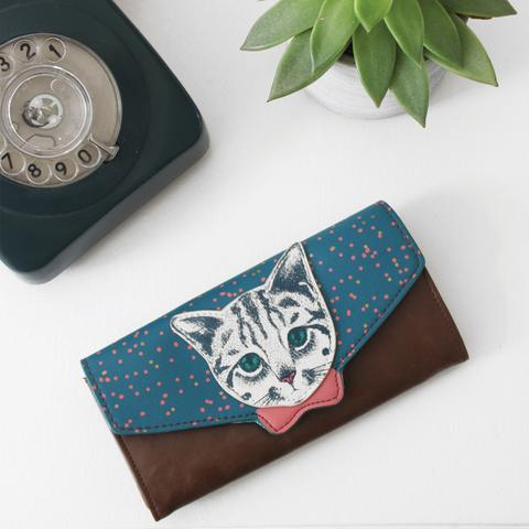 Disaster Designs Meow Wallet
