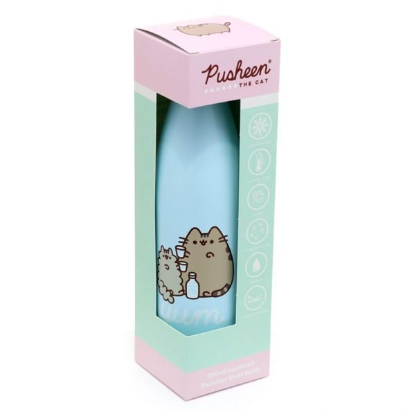 Pusheen Hot & Cold Thermal Insulated Drinks Bottle